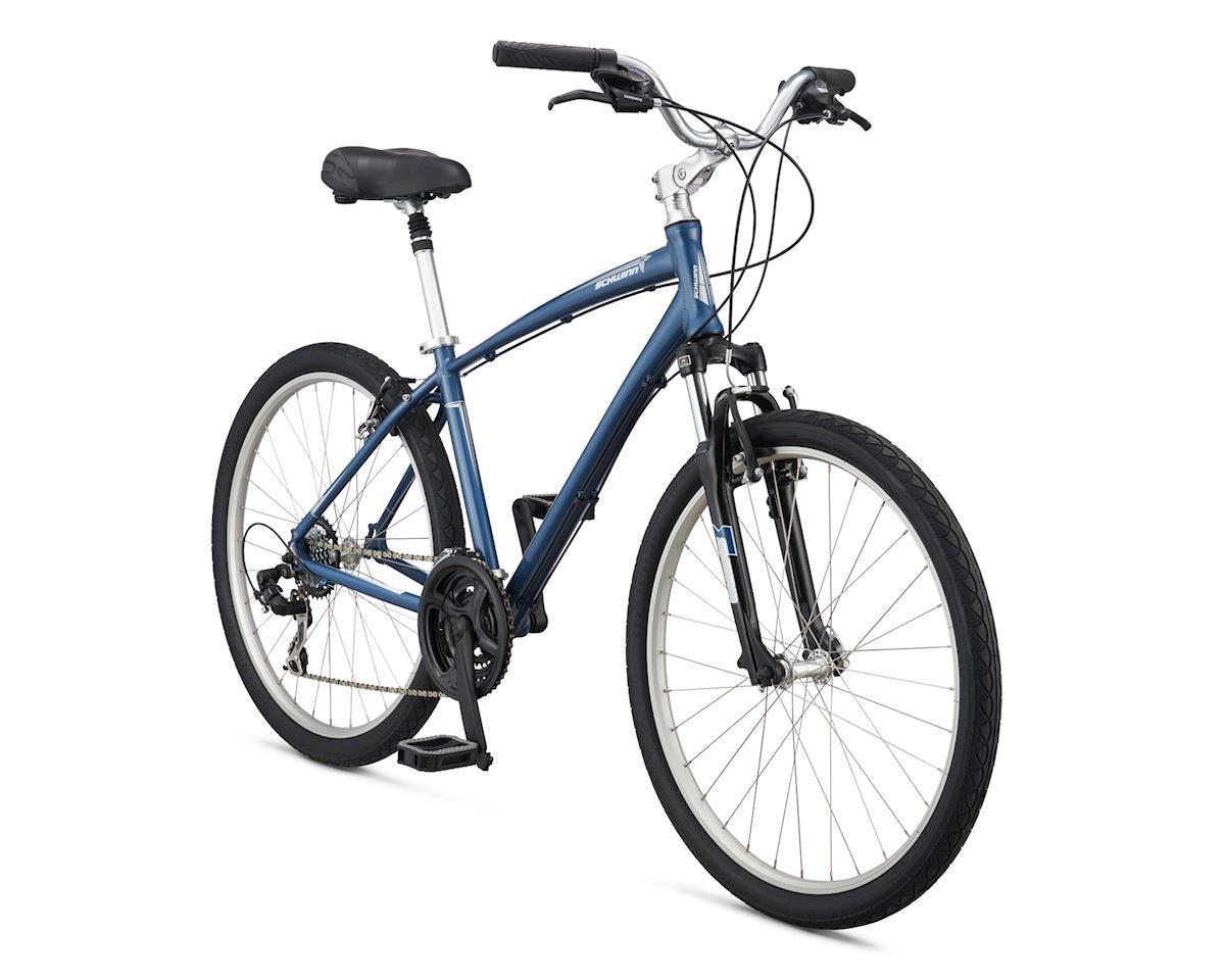 "Schwinn Sierra 26"" Comfort Bike - 2016 (Blue)"