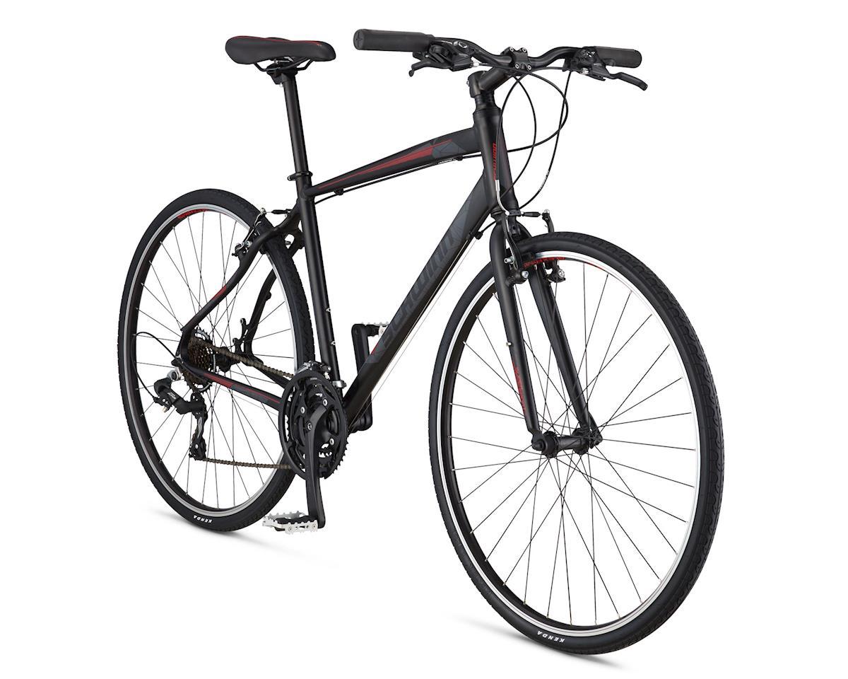 Schwinn Super Sport 3 Sport Hybrid Bike - 2016 (Black) (Xsmall)