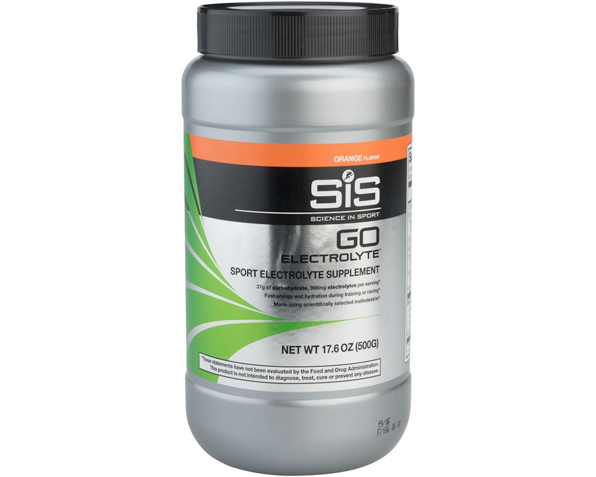 Sis Science In Sport GO Electrolyte Drink Mix (Orange) (17.6oz)