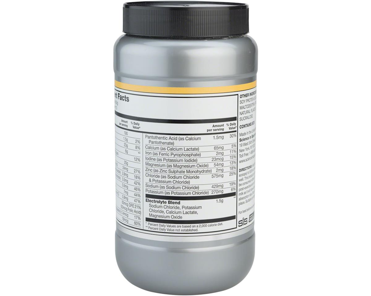 Image 3 for Sis Science In Sport GO Electrolyte Drink Mix (Vanilla) (17.6oz)