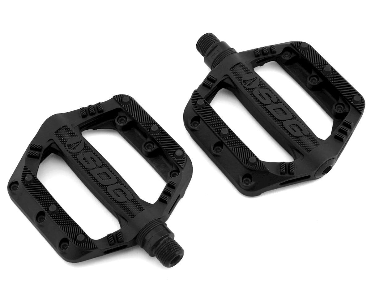 Sdg Slater Nylon Flat Pedals (Black)