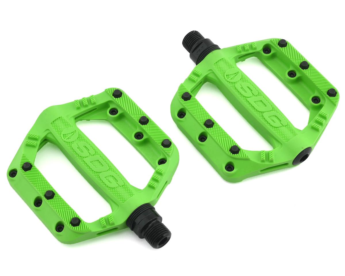 Sdg Slater Nylon Flat Pedals (Neon Green) | relatedproducts