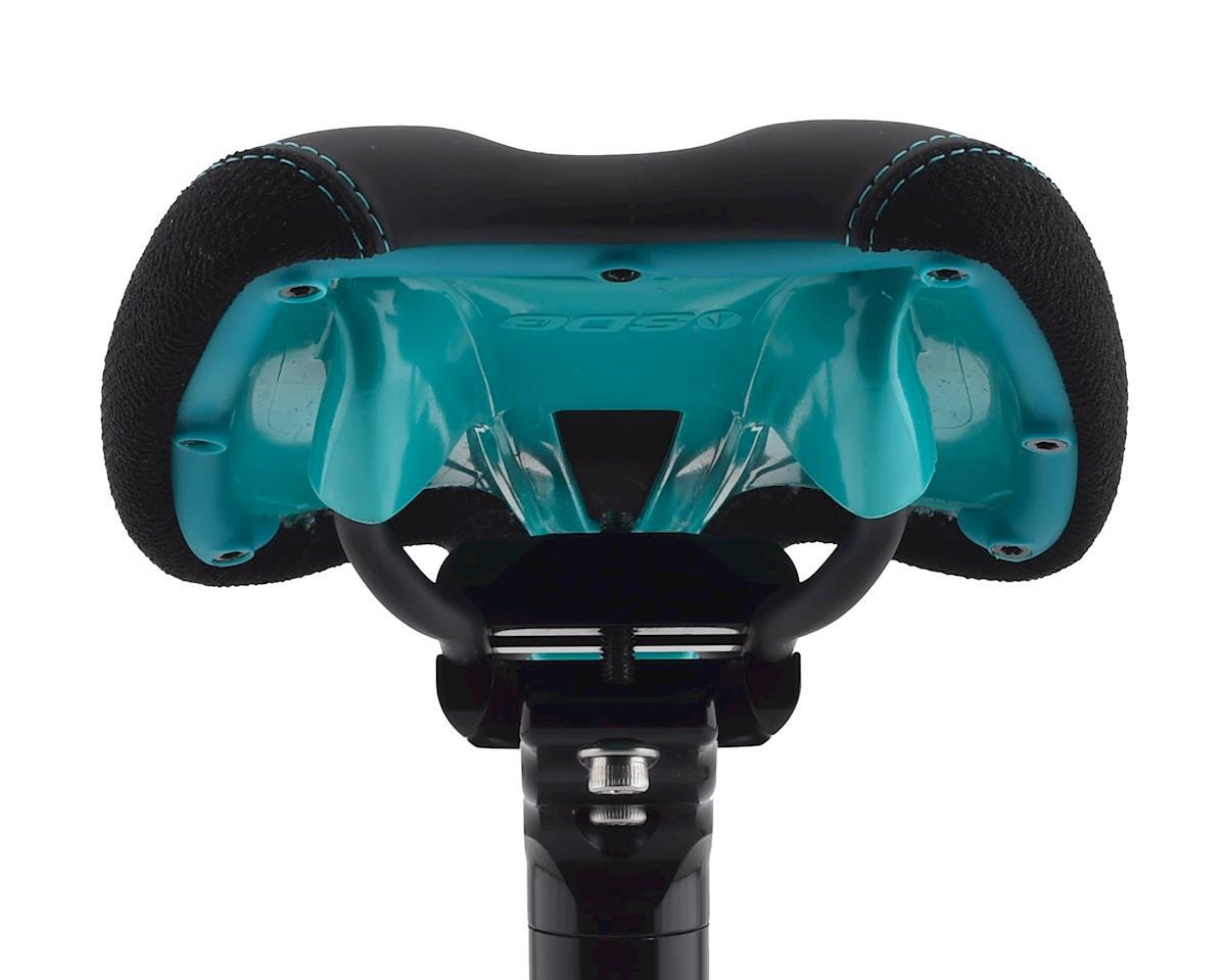 Sdg Radar Mountain Saddle (Turquoise/Black) (Ti-Alloy Rails)