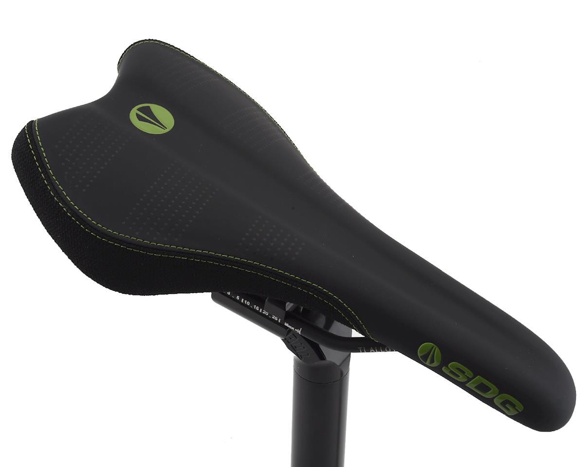 Sdg Radar Mountain Saddle (Olive Green/Black) (Ti-Alloy Rails)