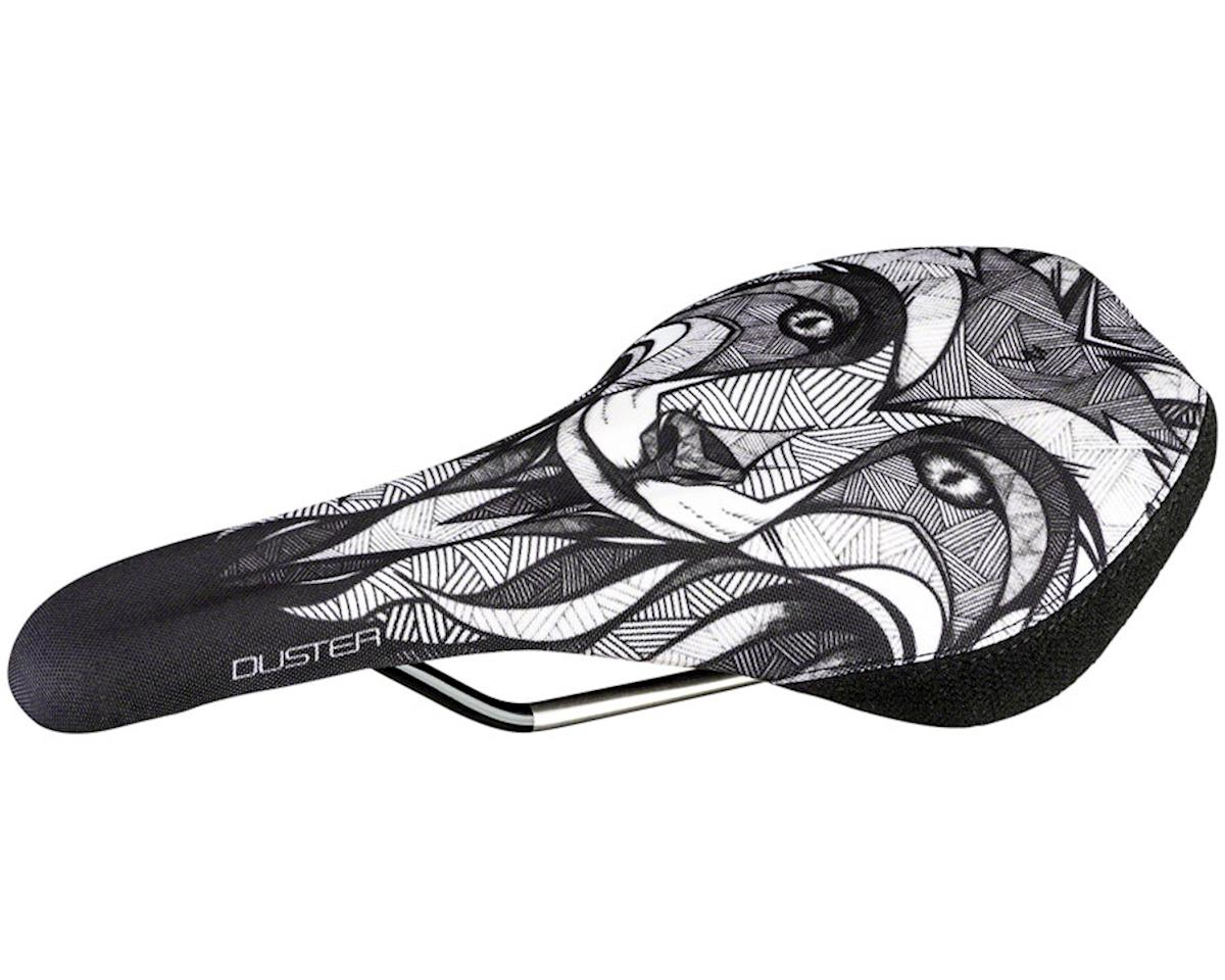 "Sdg ""Chepi"" Duster P MTN Saddle (Black/White Fox (Ti-Alloy Rails)"