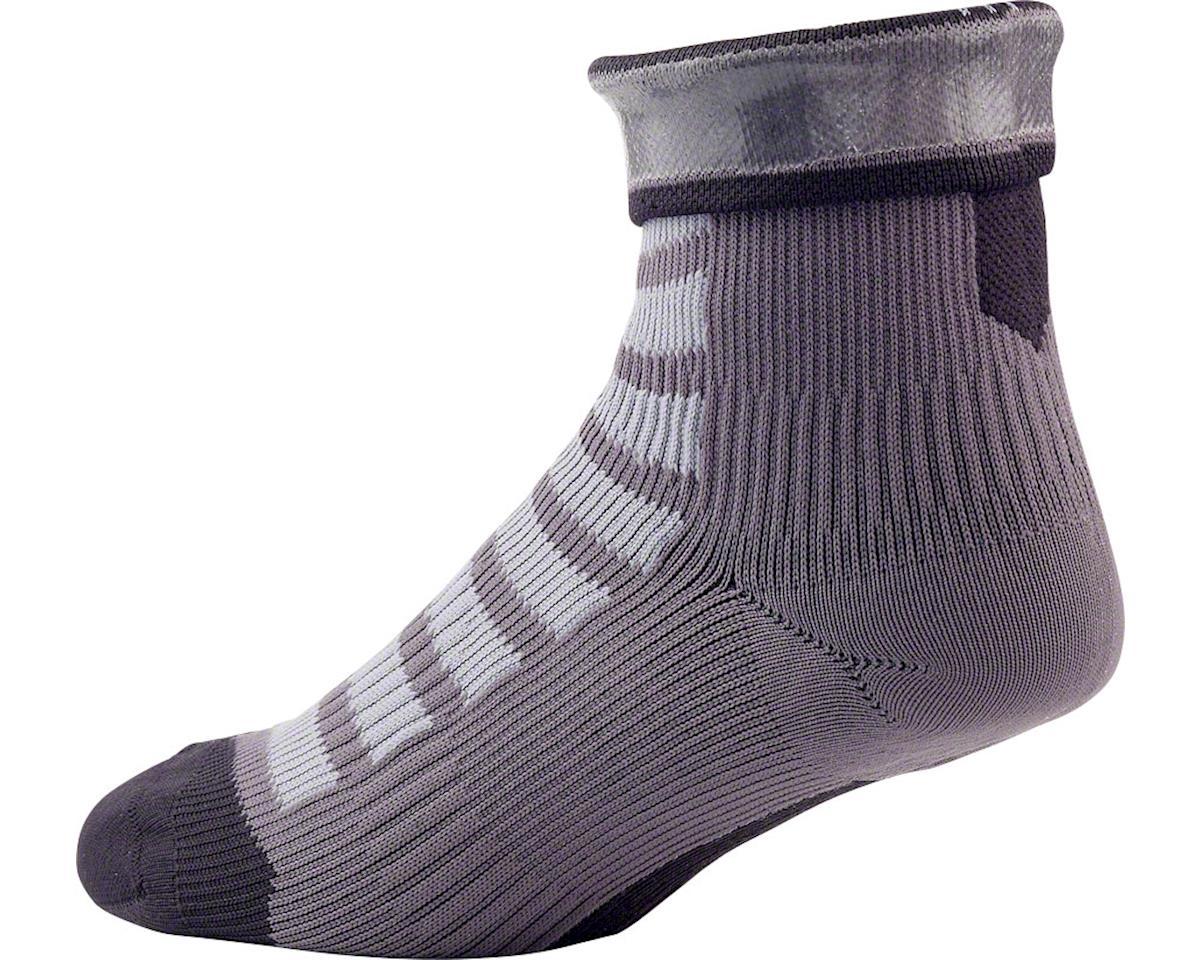 Sealskinz Seal Skinz Thin Mid Hydrostop Waterproof Sock (Black) (S)