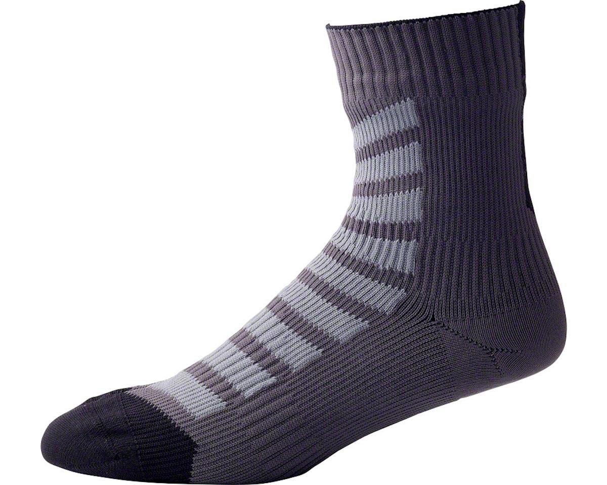 Sealskinz Seal Skinz Thin Mid Hydrostop Waterproof Sock (Black) (XL)