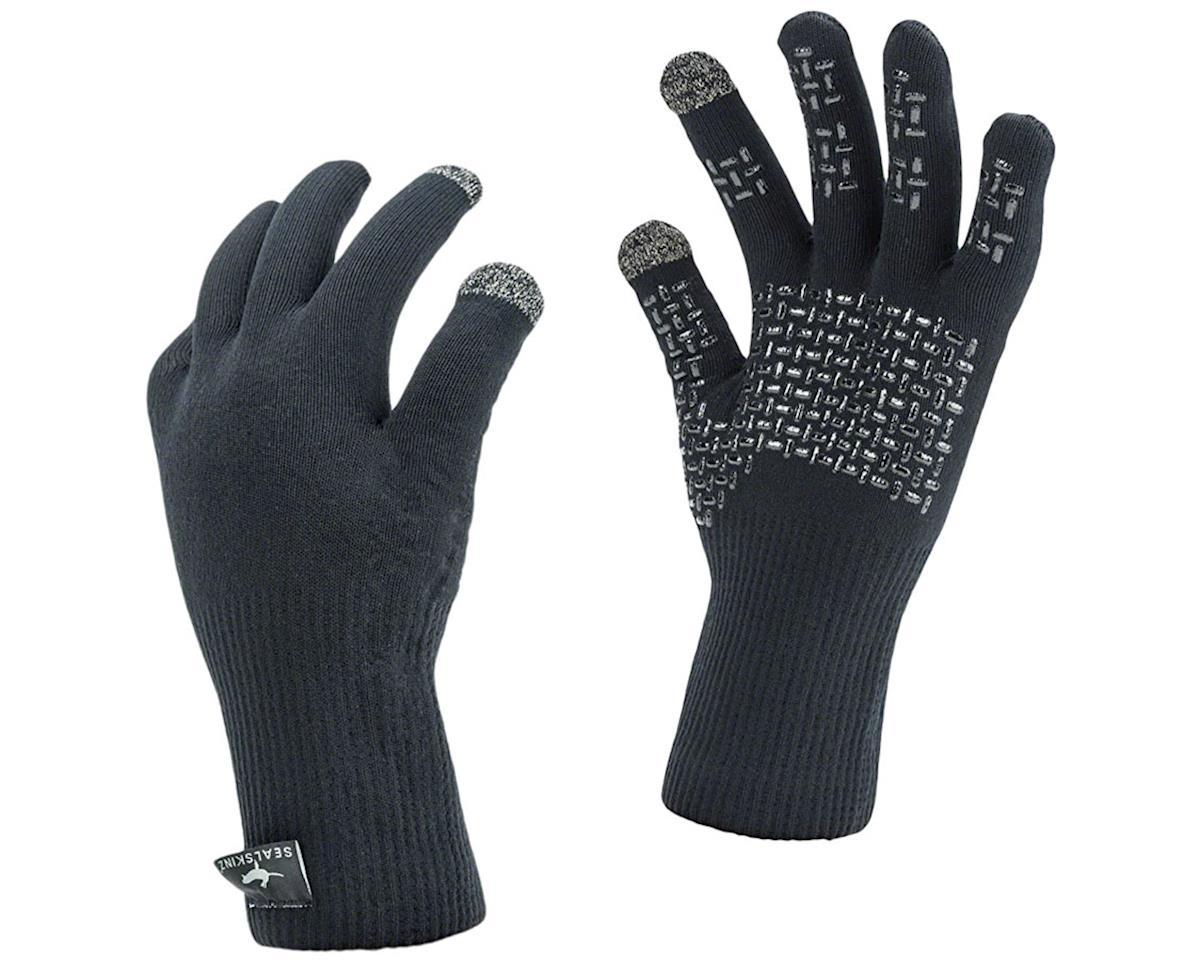 Sealskinz Seal Skinz Ultra Grip Waterproof Glove (Black) (L)