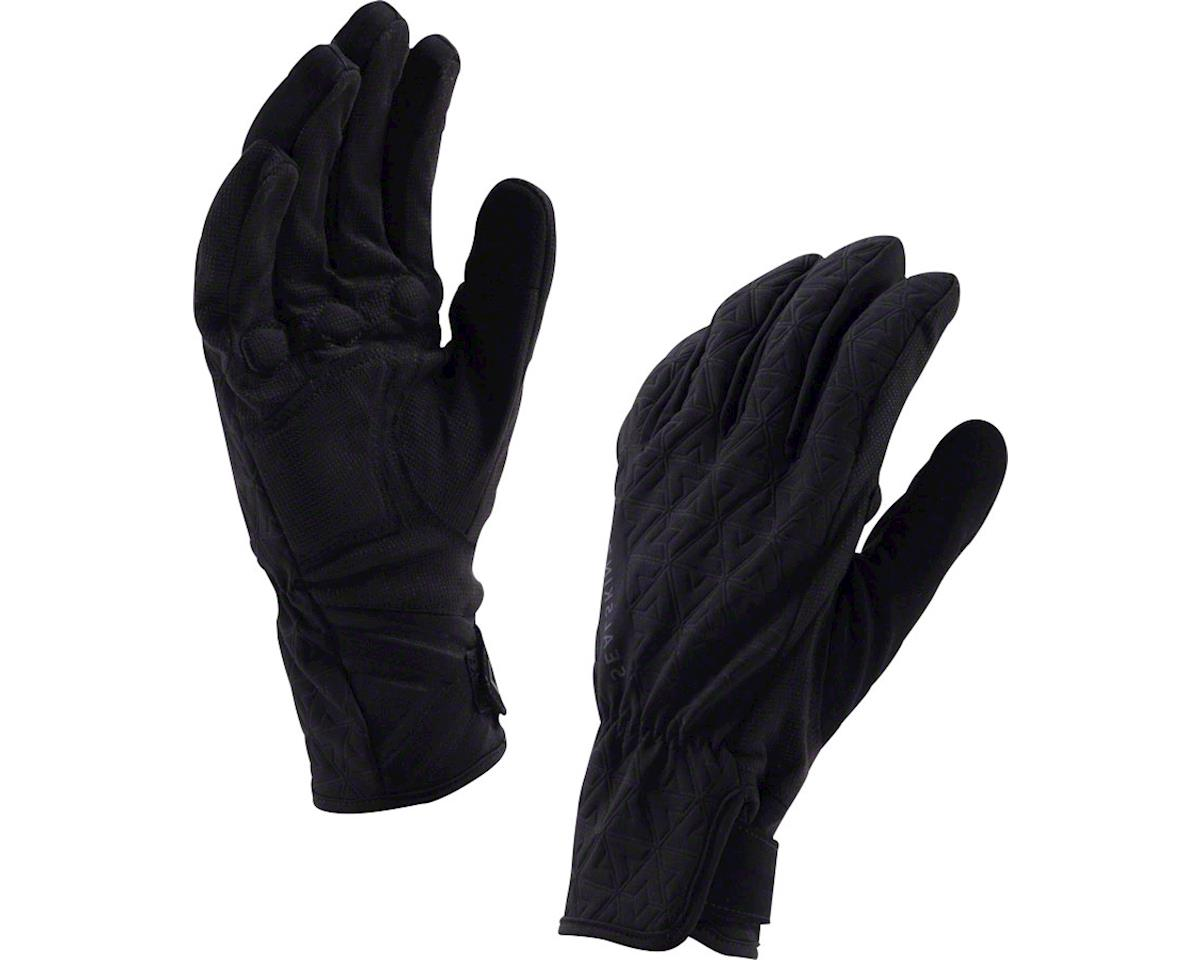 Sealskinz Seal Skinz All Weather Cycle Women's Waterproof Glove (Black) (L)