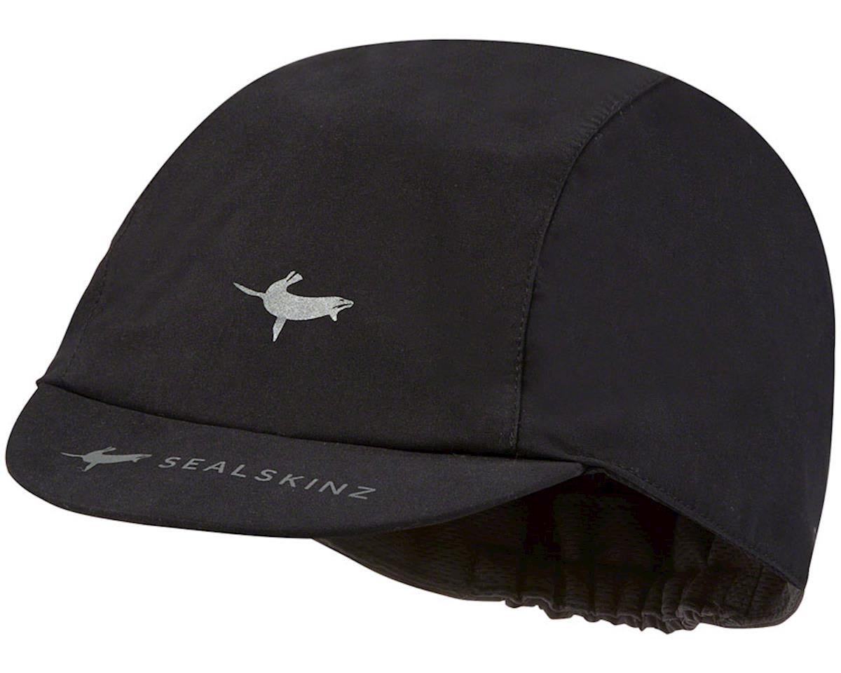 Sealskinz Seal Skinz Waterproof Cycling Cap (Black) (L/XL)