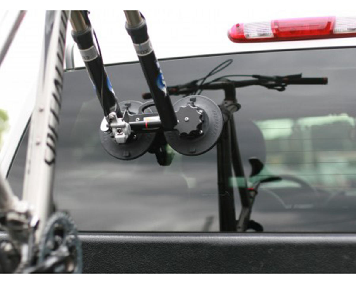 SeaSucker Falcon Fork Mount 1-Bike Truck Bed Bike Rack