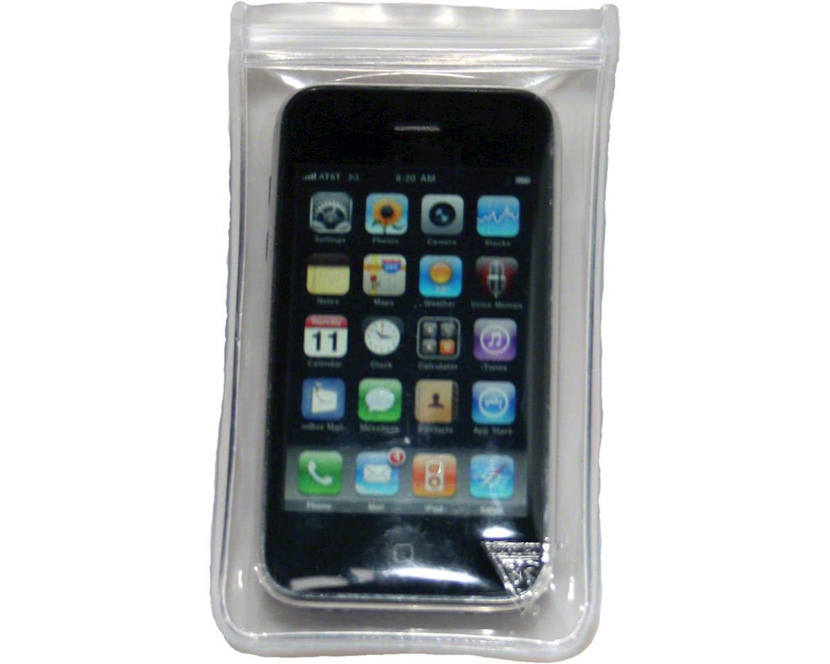 Dry Doc Digi 01 Phone/Electronics Bag: Clear