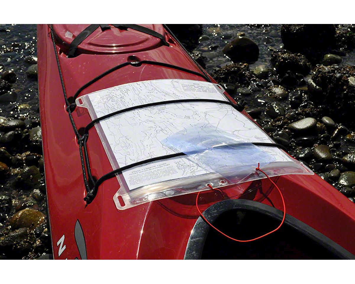 """Seattle Sports Company Dry Doc Magni Map Case Clear, Large, 15 x 12.25"""""""