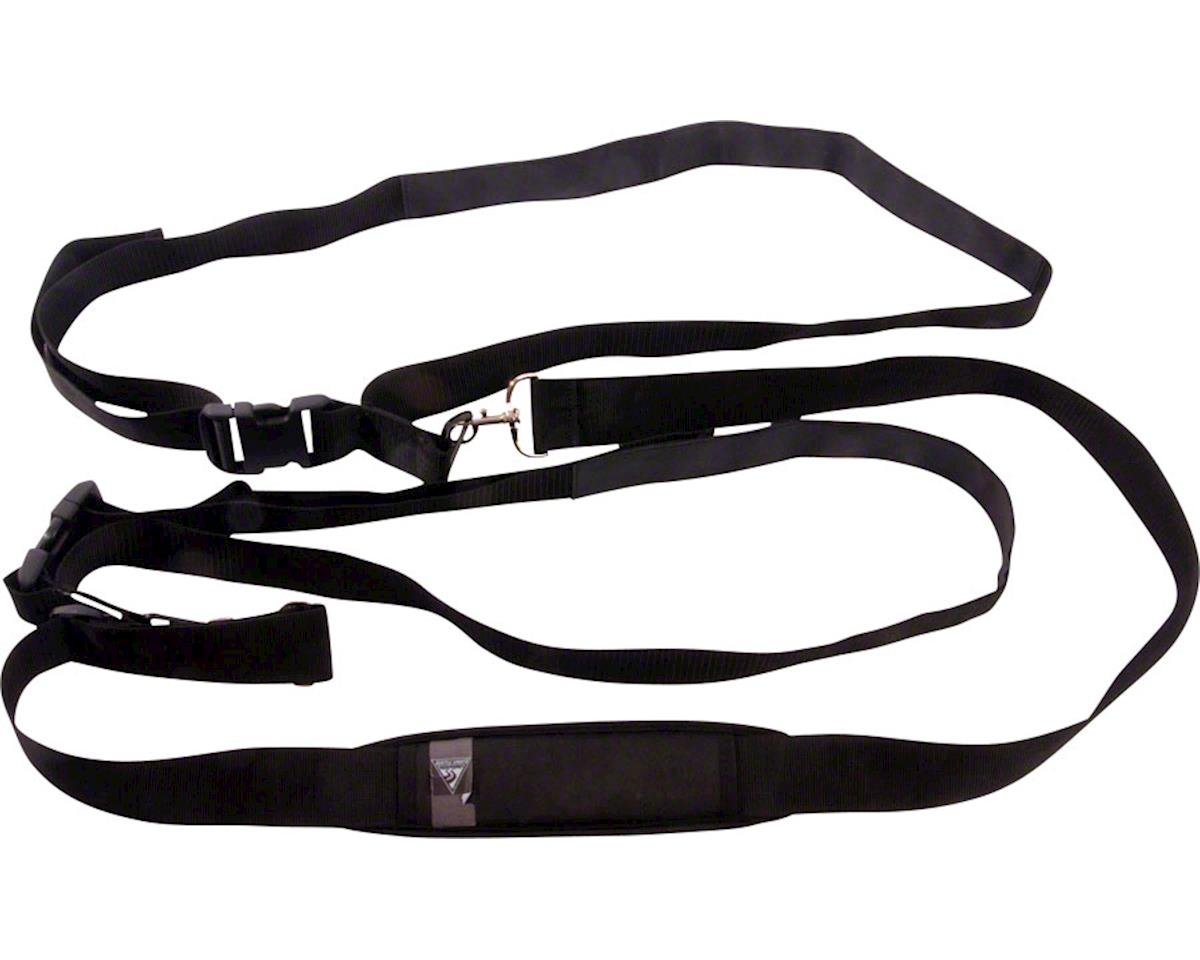Seattle Sports Company SUP Strap Carry System: Black
