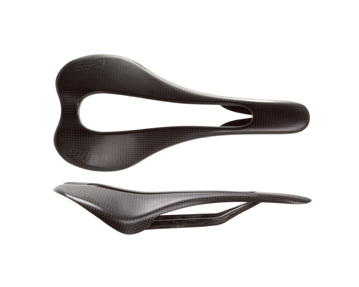 Selle Italia SLR C59 Saddle (Carbon) (265x128mm)
