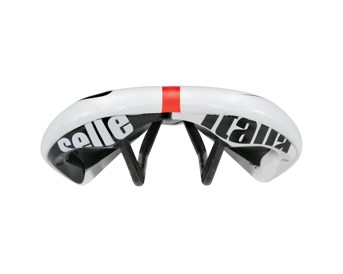 Selle Italia Turbomatic Team Edition Saddle (White)