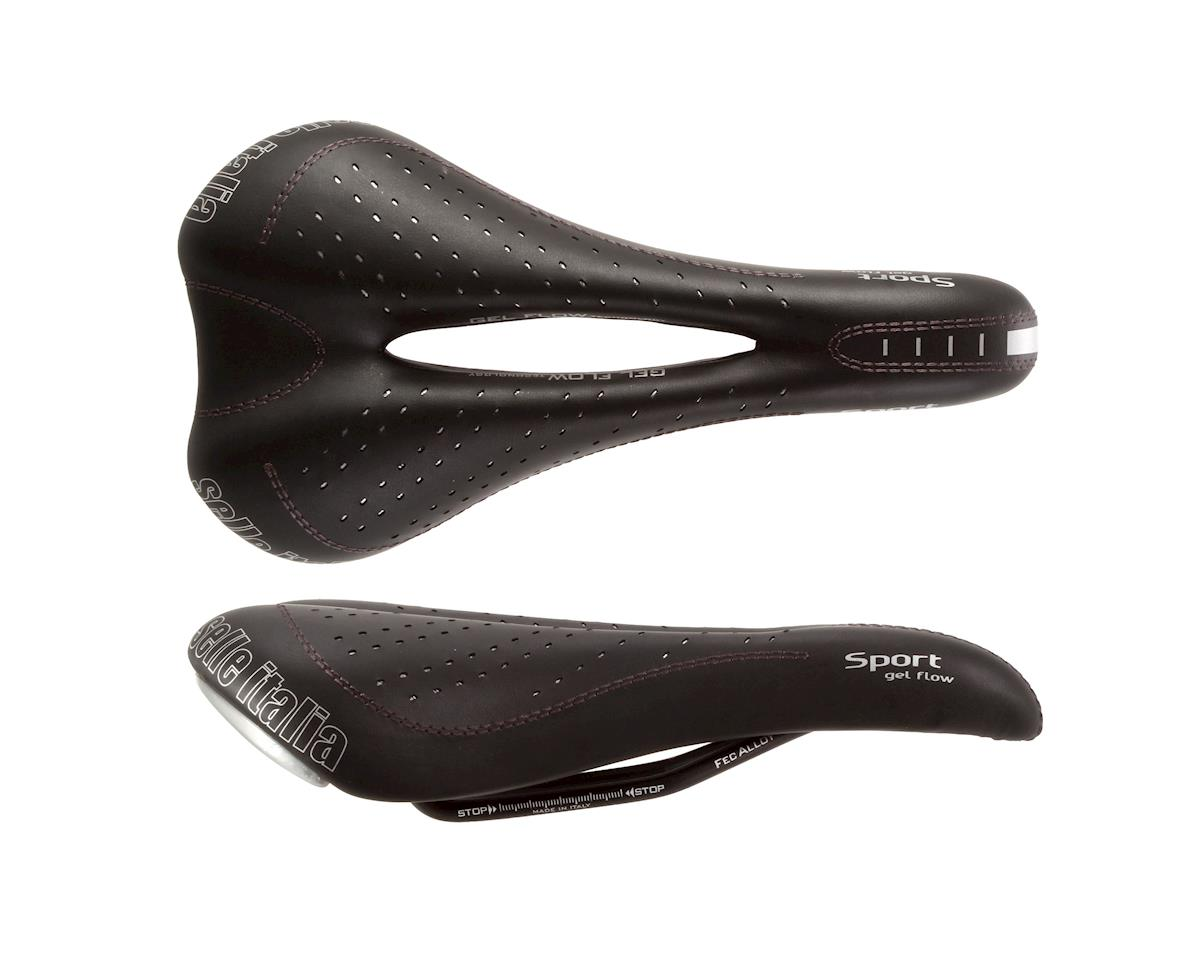 Selle Italia Selle Italia, Sport Gel Flow, Saddle, 270 x 140mm, 330g