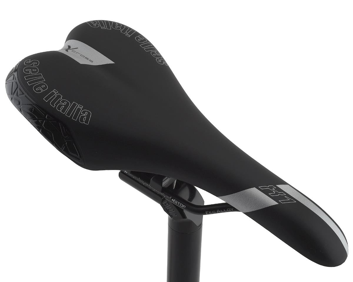 Selle Italia X1 X-Cross Saddle (Black)