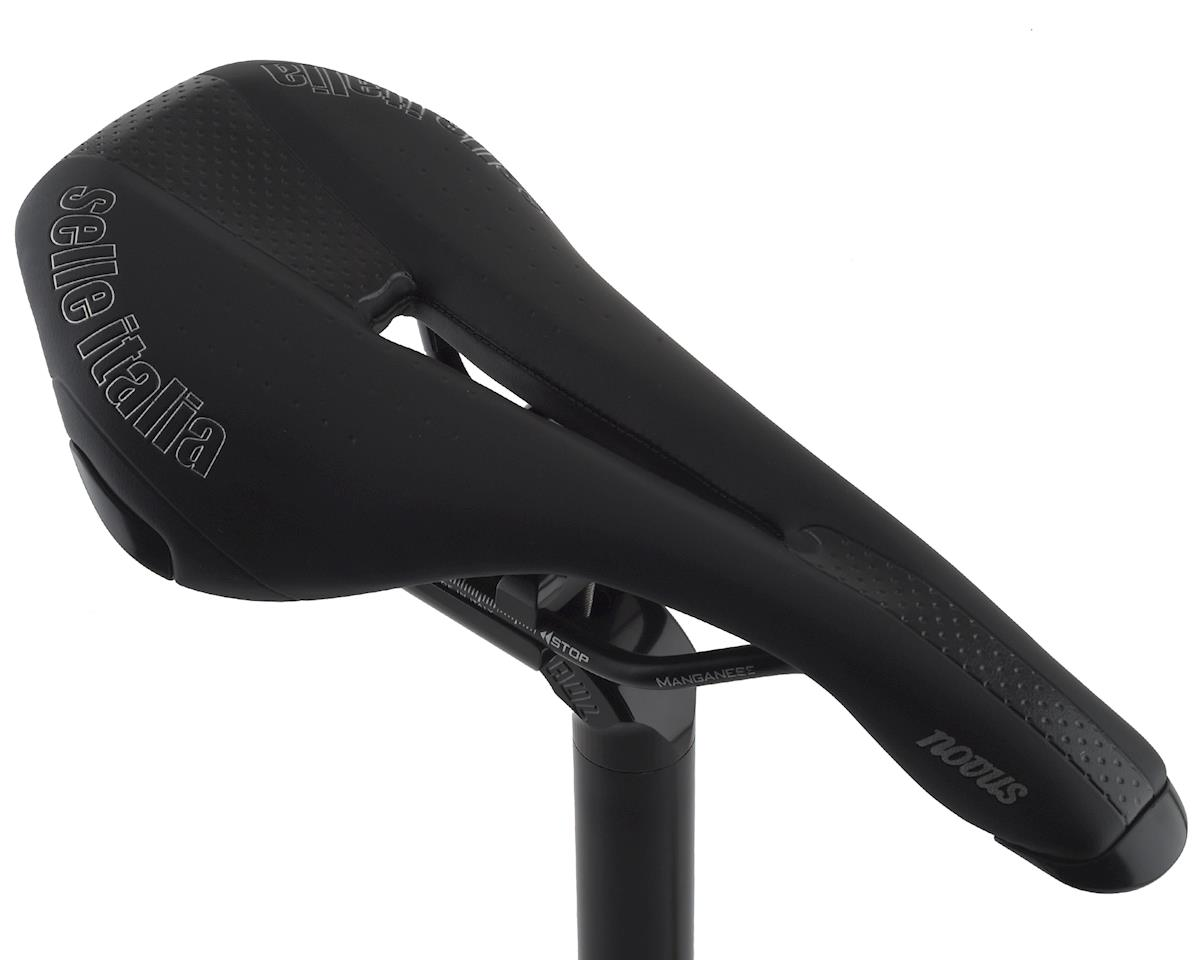 Selle Italia Novus TM Flow S Saddle (Black)