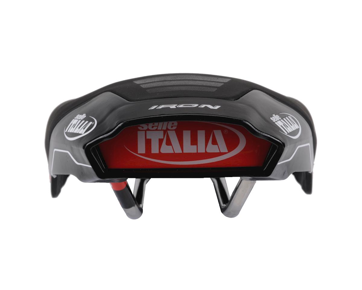 Selle Italia Small Iron Flow Saddle (Black)