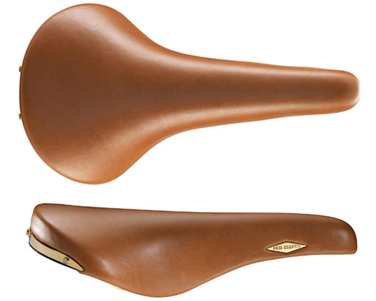 Selle San Marco Saddle Ssm Rolls Miele Honey-Brn (F)