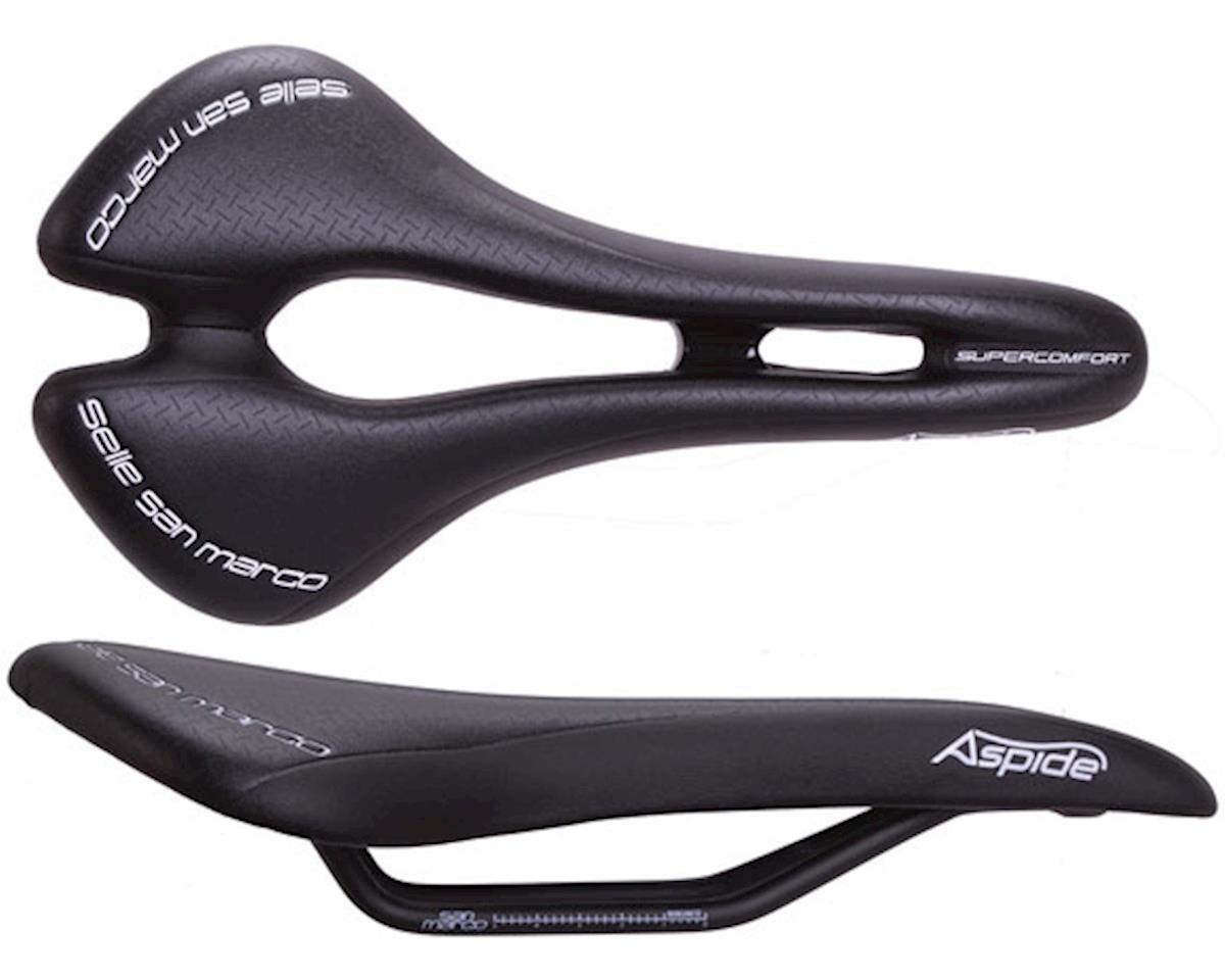 Selle San Marco Aspide Supercomfort Dynamic Wide Saddle