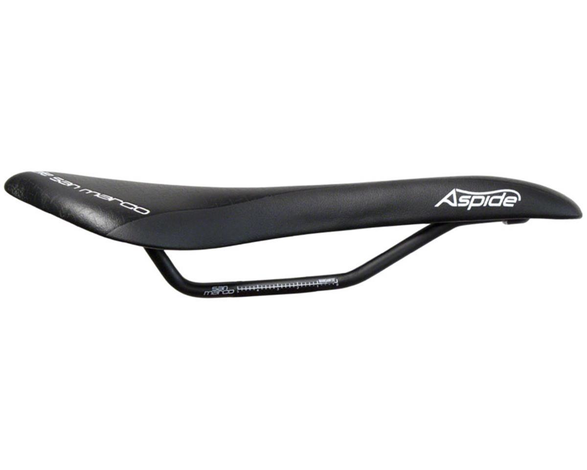 Selle San Marco Aspide Supercomfort Dynamic Wide Saddle
