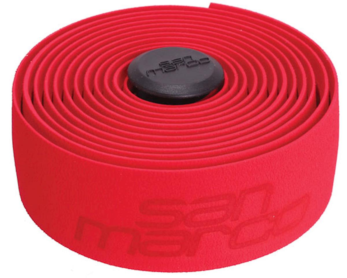 Selle San Marco Presa Corsa Dyanmic bar tape, red