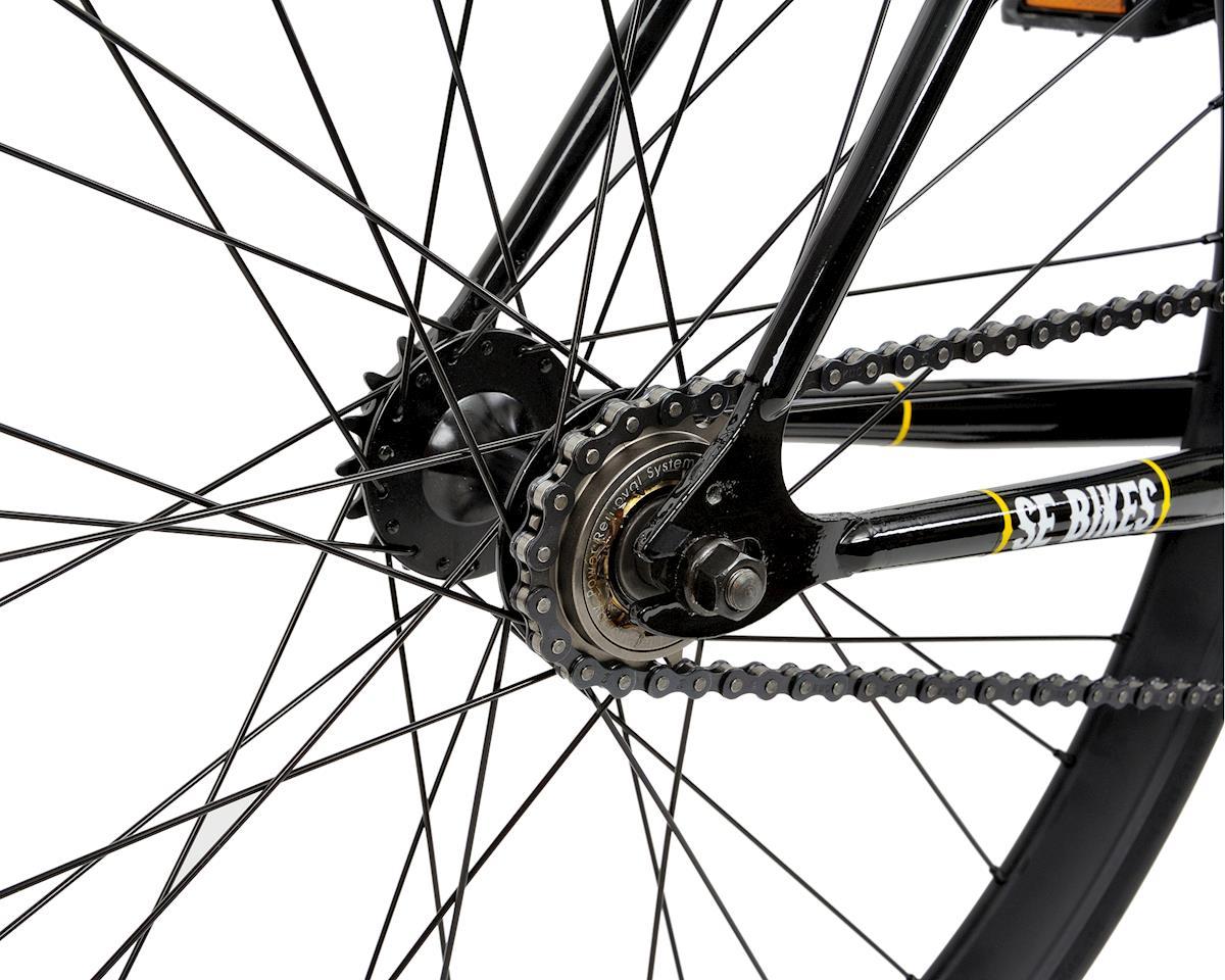 SE Racing Lager Single-Speed Fixed Gear Road Bike (Black)