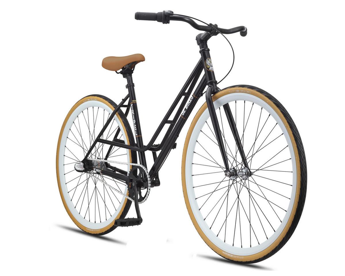 SE Racing Tripel Women's City Bike - 2015 (Black)