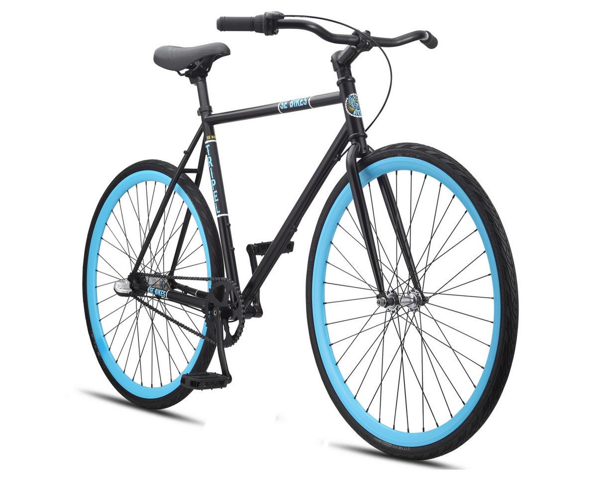 SE Racing Tripel City Bike - 2015 (Black)