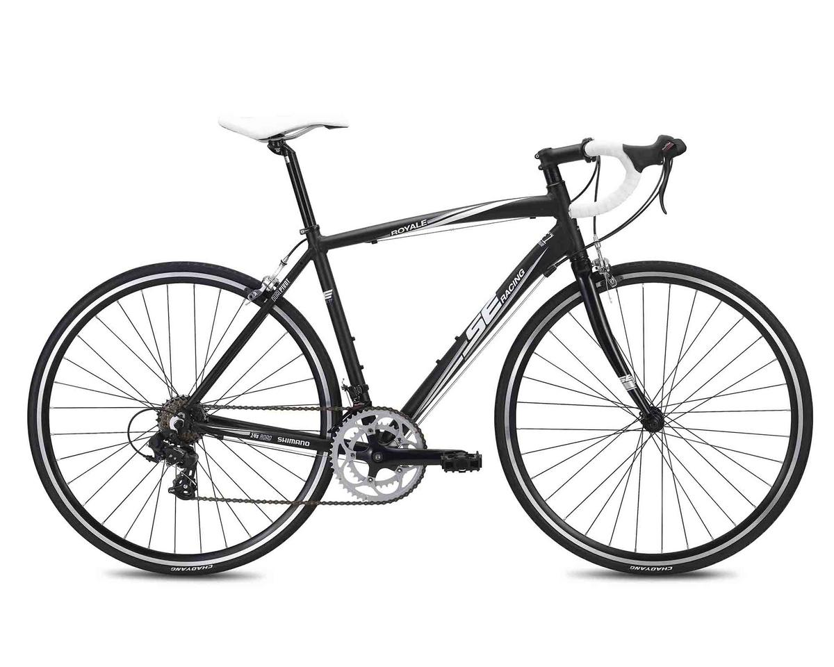 SE Racing Royale 14 Road Bike (2015) (Matte Black) (50cm)