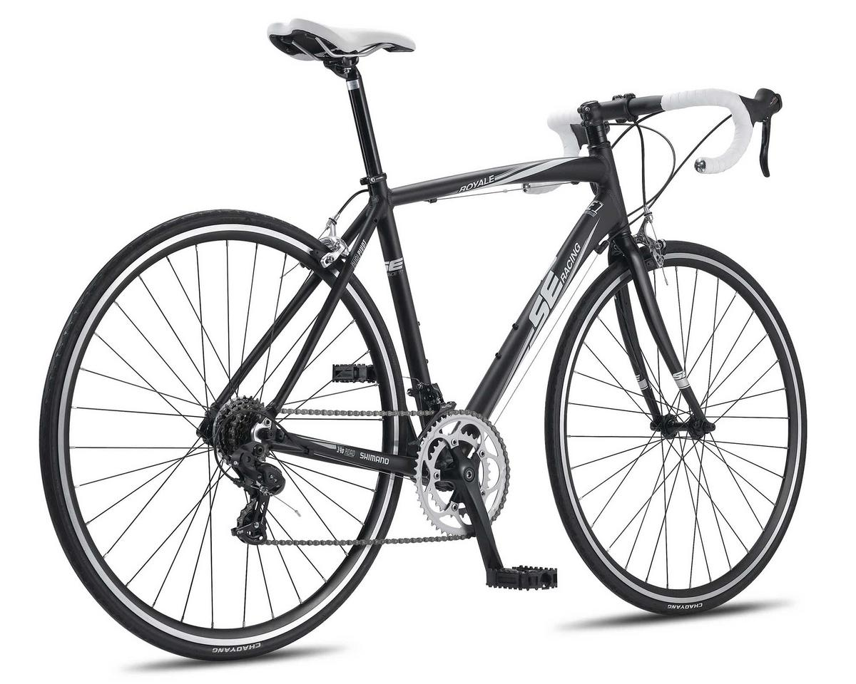 SE Racing Royale 14 Road Bike (2015) (Matte Black)