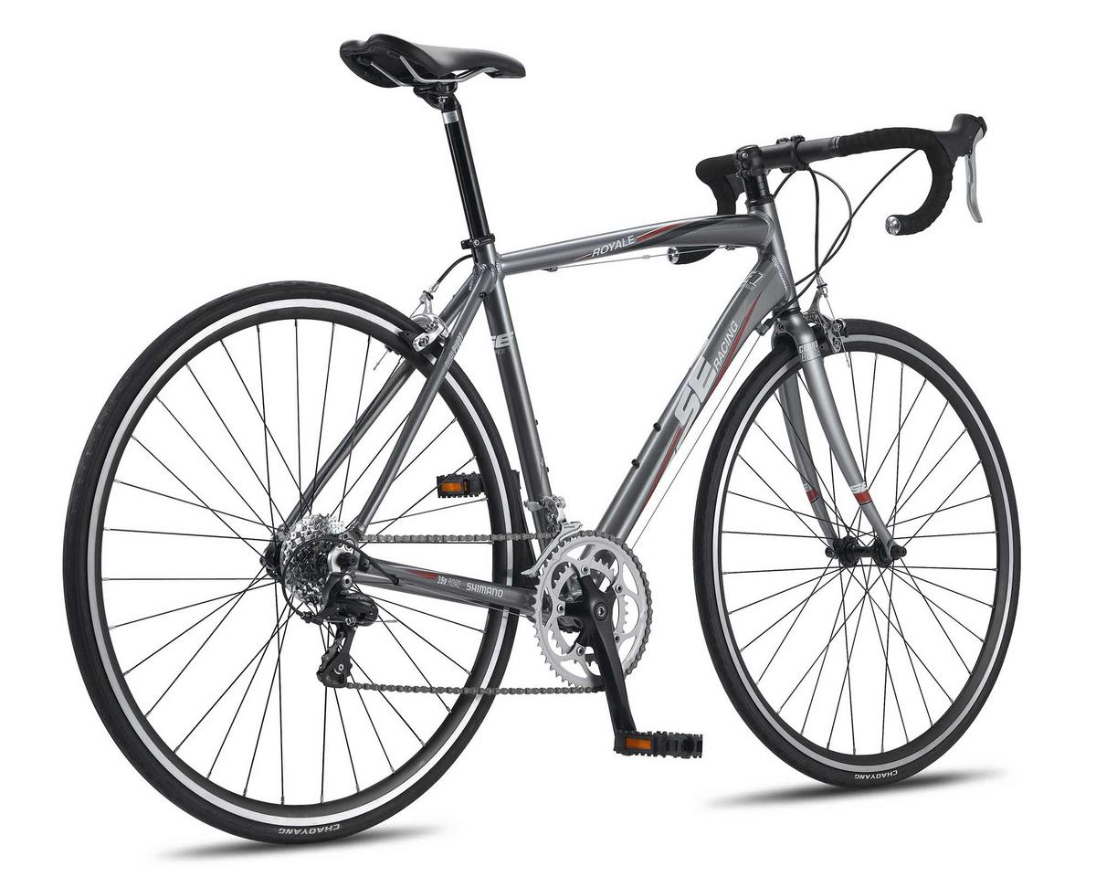 SE Racing 2015 Royale 16 Road Bike (Grey) (58cm)