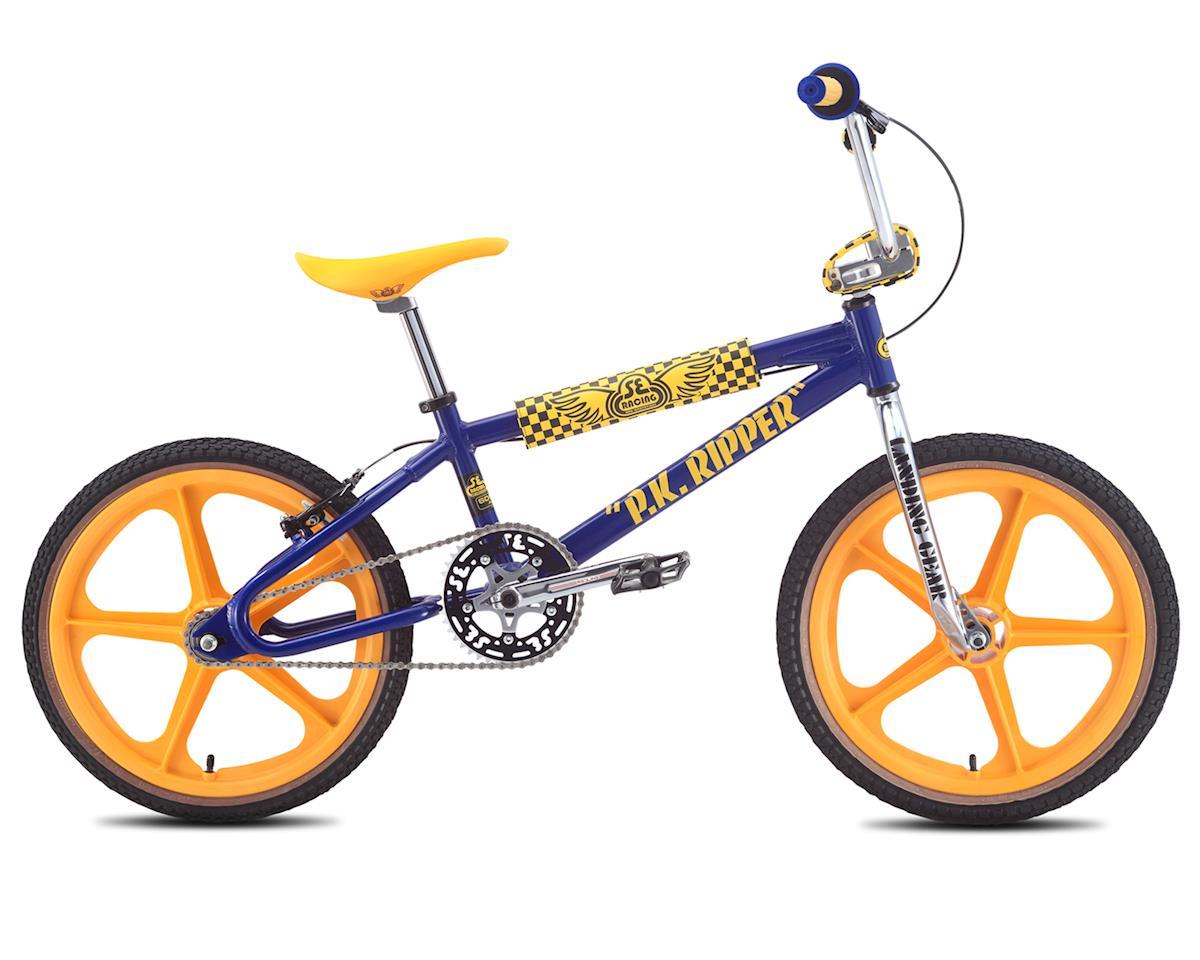 Se Racing 2016 Pk Ripper Looptail Bmx Bike Blue
