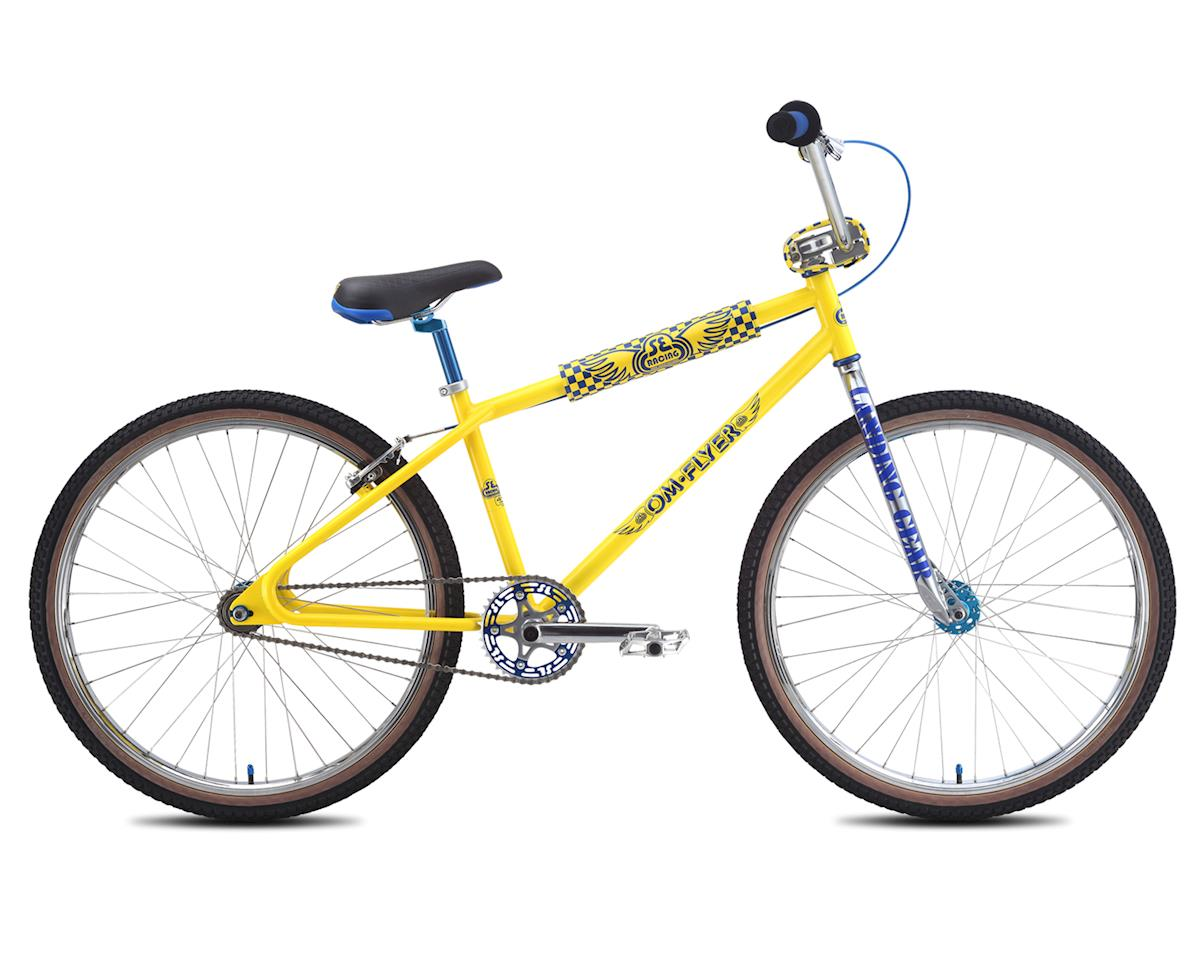 "SE Racing 2016 OM Flyer 26"" BMX Bike (Yellow)"
