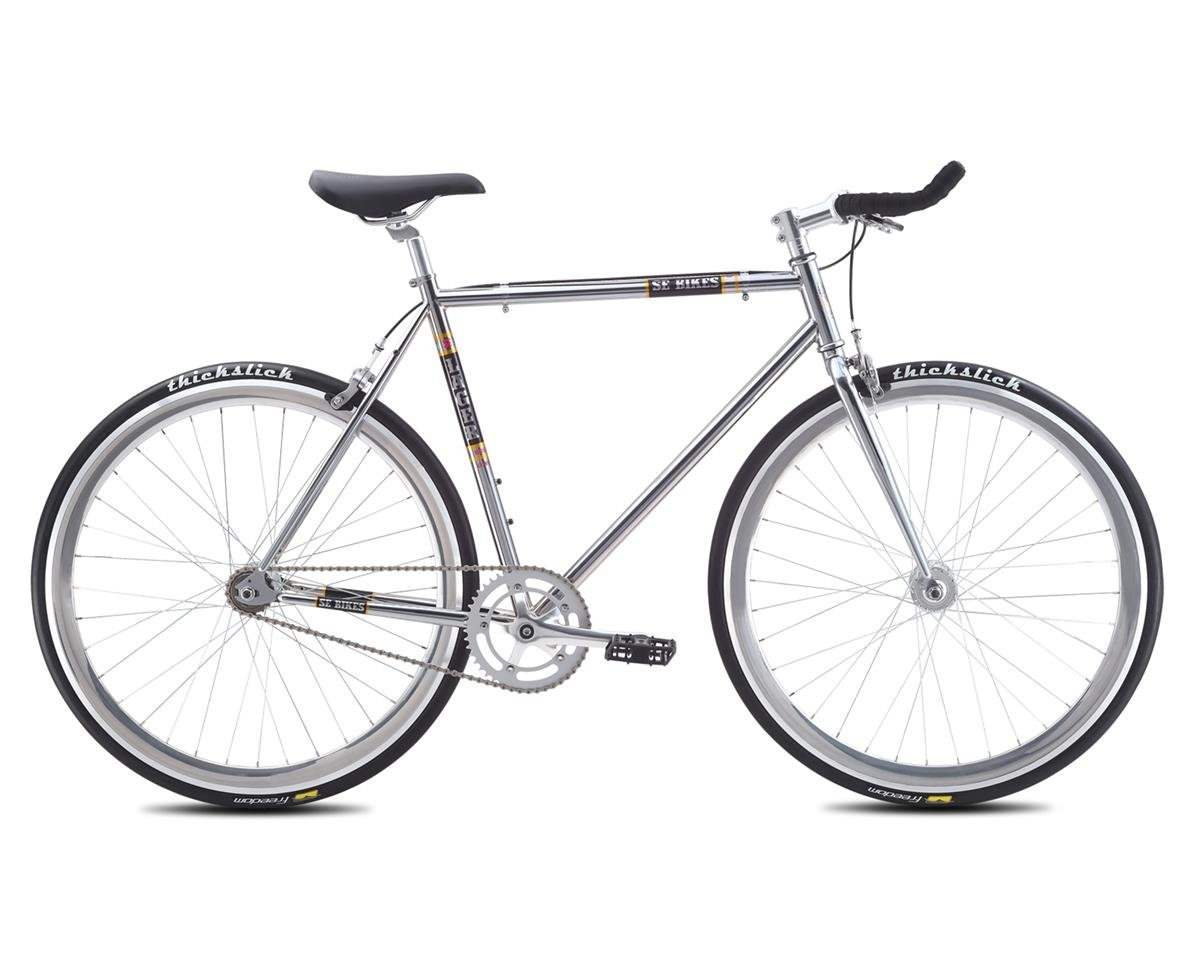 2016 Lager Single-Speed Fixed Gear Road Bike (Chrome)