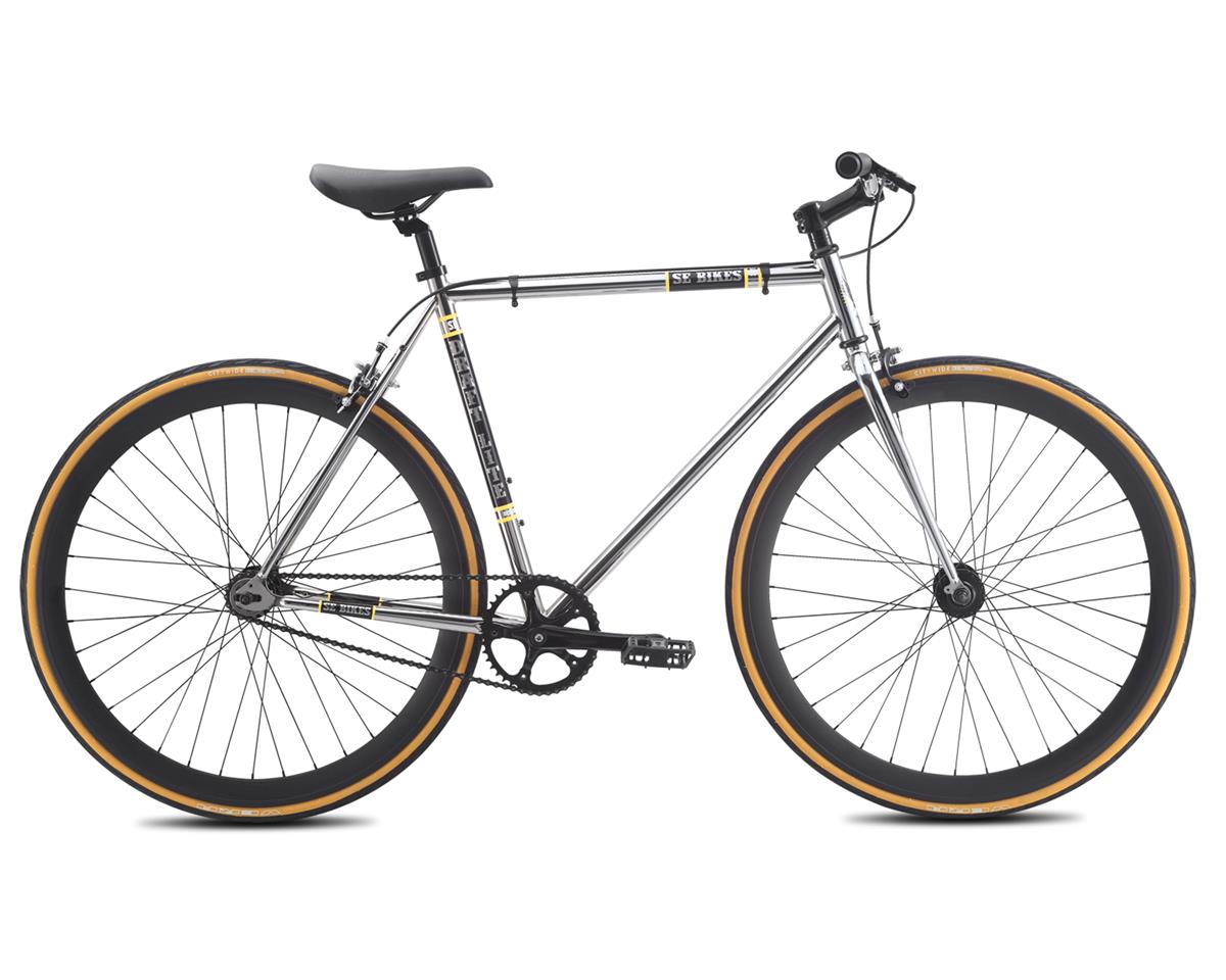 2016 Draft Lite Single-Speed Fixed Gear Road Bike (Chrome)