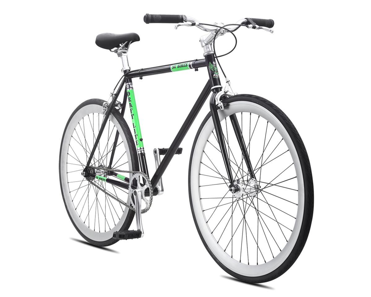SE Racing 2016 Draft Lite Single-Speed Fixed Gear Road Bike (Black) (55cm)
