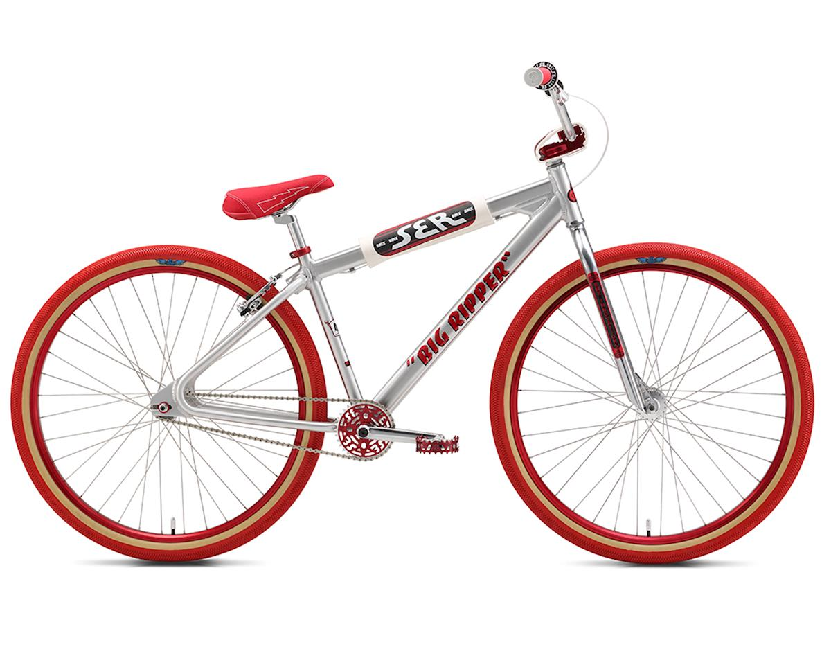"2017 Big Ripper 29"" BMX Bike (Ball Burnished)"
