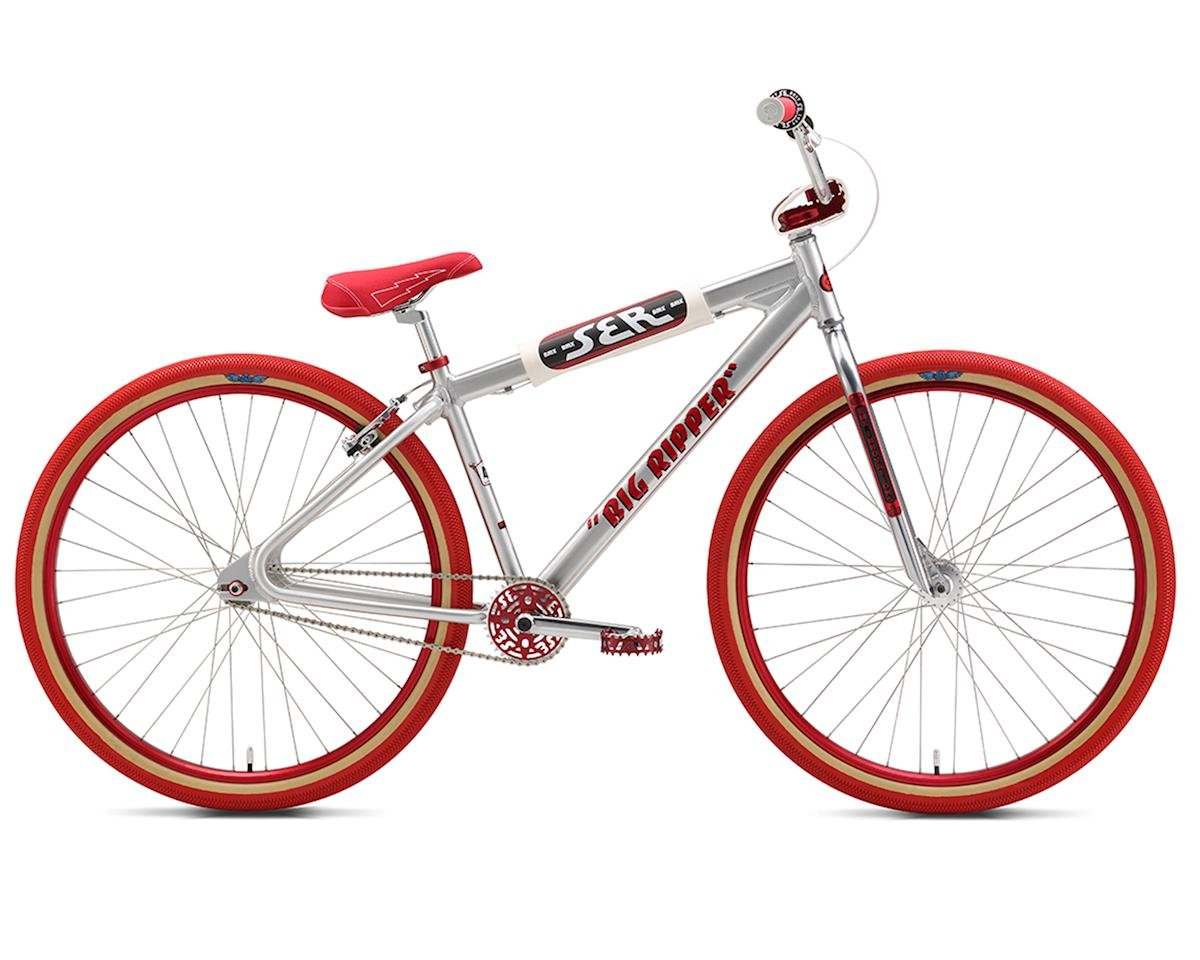 "SE Racing 2017 Big Ripper 29"" BMX Bike (Ball Burnished)"