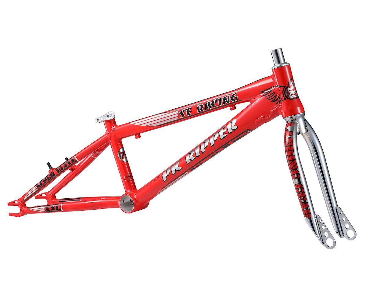 SE Racing PK Ripper Super Elite Frame (Red)