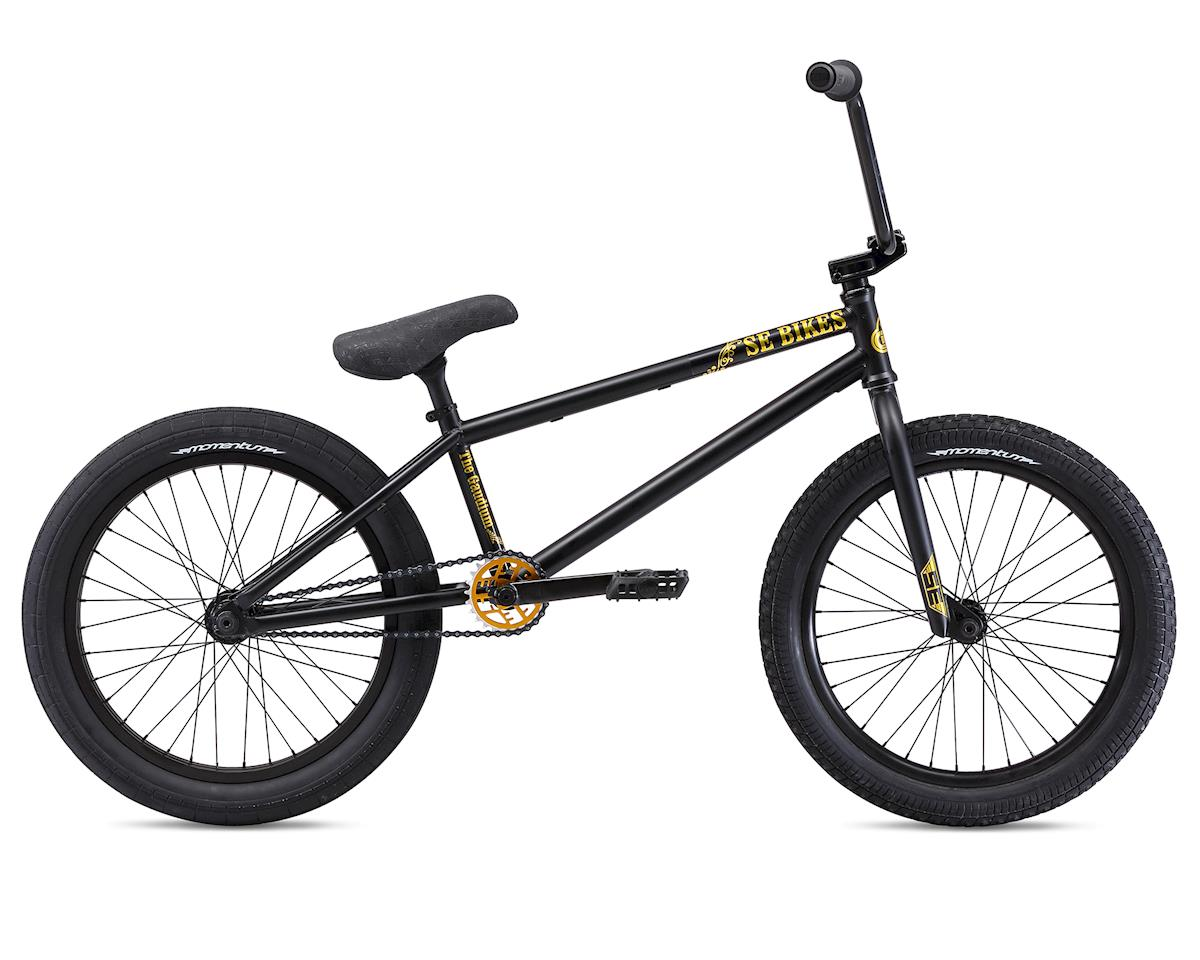 SE Racing Gradium BMX Bike (Black/Gold)