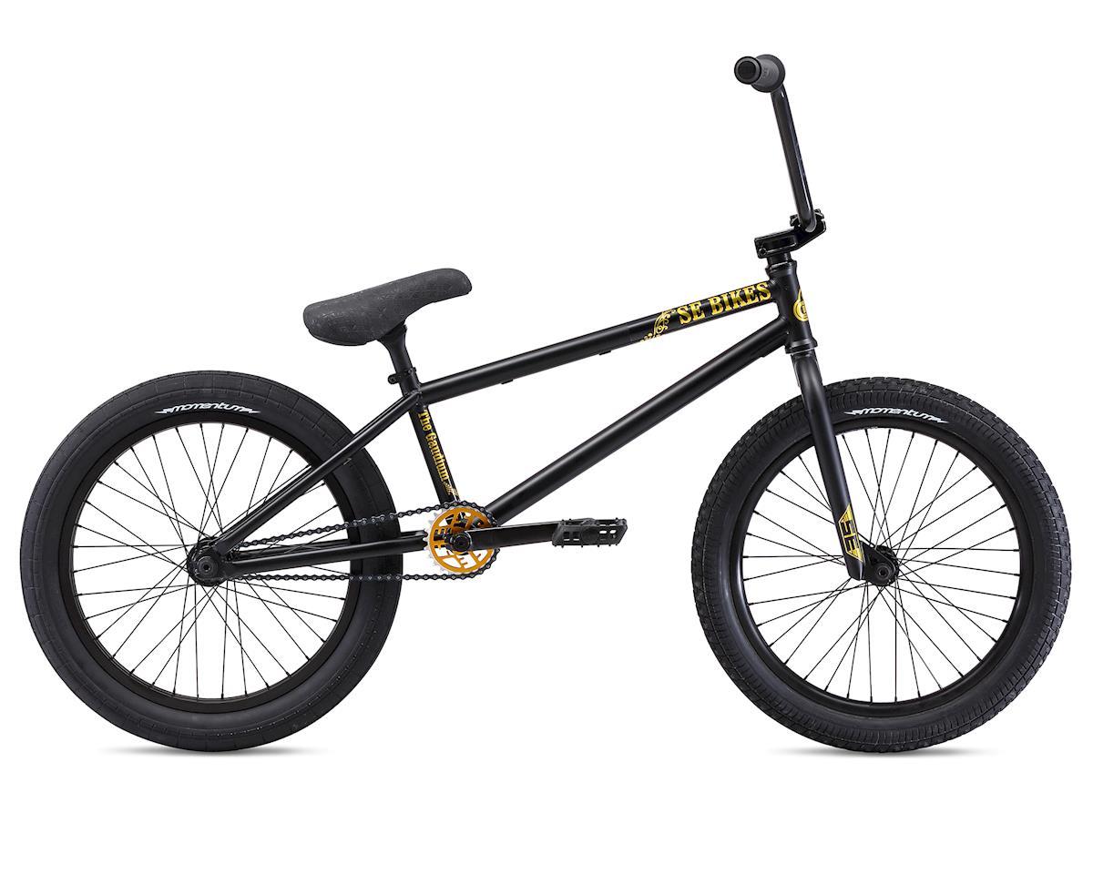 SE Racing Gradium BMX Bike (Black/Gold)