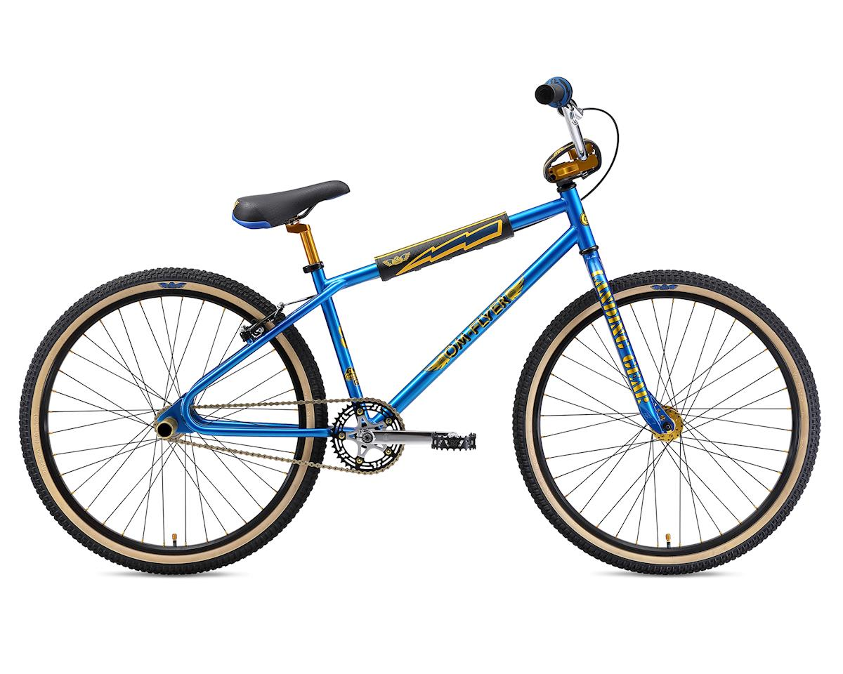 2019 OM Flyer 26 BMX Bike (Electric Blue)