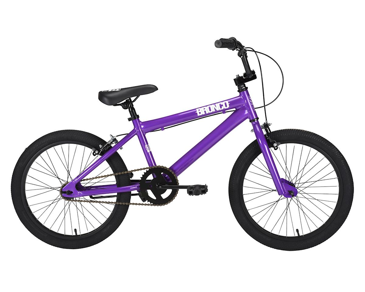 2018 Bronco 20 BMX Bike (Purple)