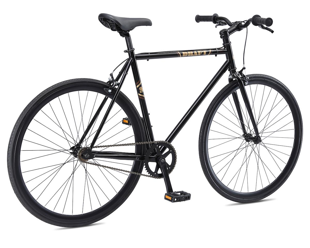 SE Racing 2019 Draft Urban Bike (Black) (55)