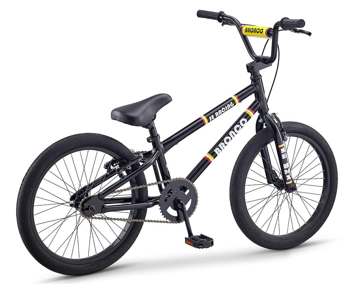 SE Racing 2019 Bronco 20 BMX Bike (Black)