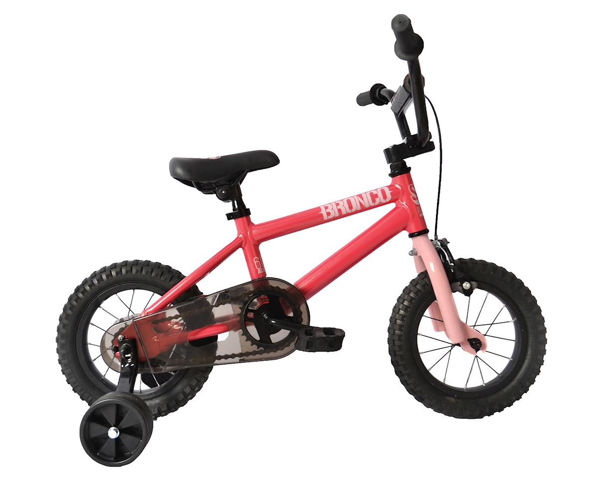 SE Racing 2019 Bronco 12 Kids Bike (Pink)