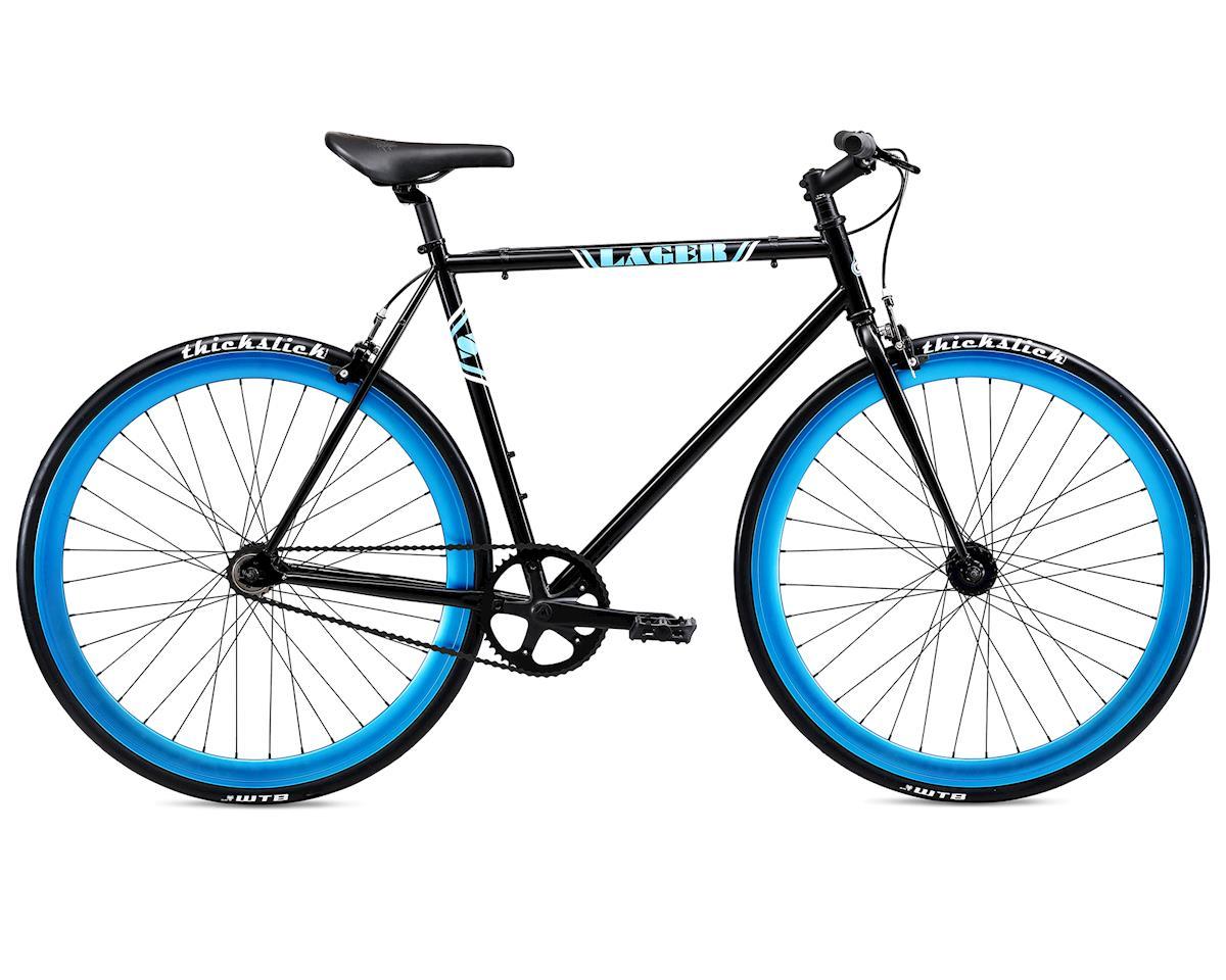 Image 1 for SE Racing Lager Urban Bike (Black/Blue) (55cm)